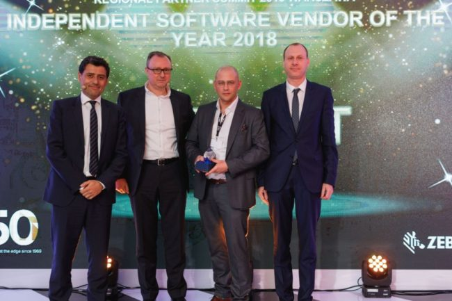 Independent Software Vendor of the Year 2018
